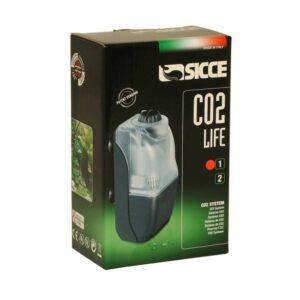 CO2 adagoló készlet