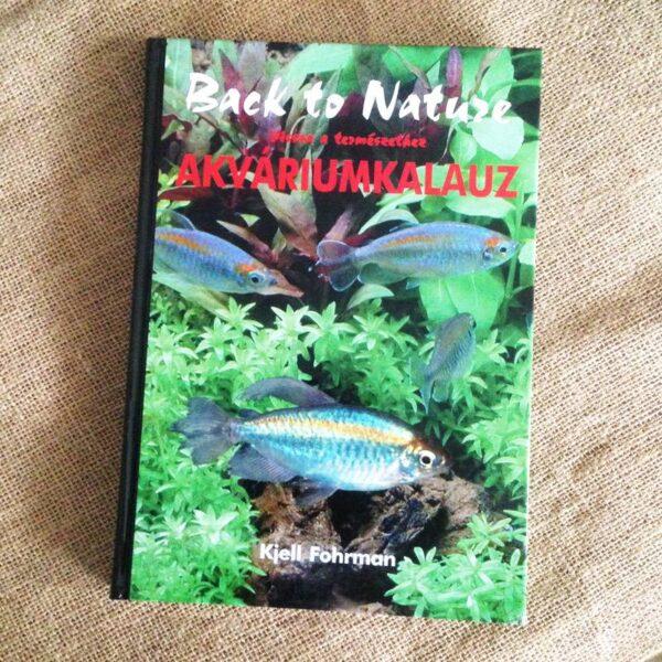Akvarisztikai szakkönyv Akváriumkalauz