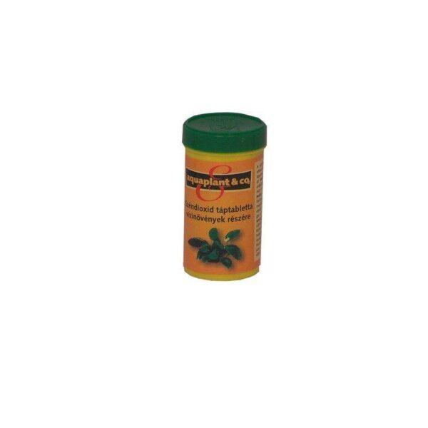 növénytáp tabletta szén-dioxiddal
