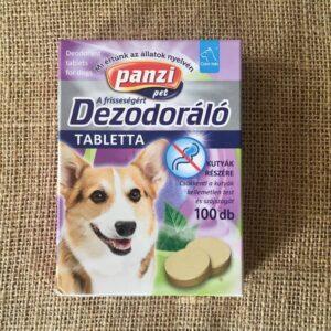 szájszag elleni tabletta kutyáknak