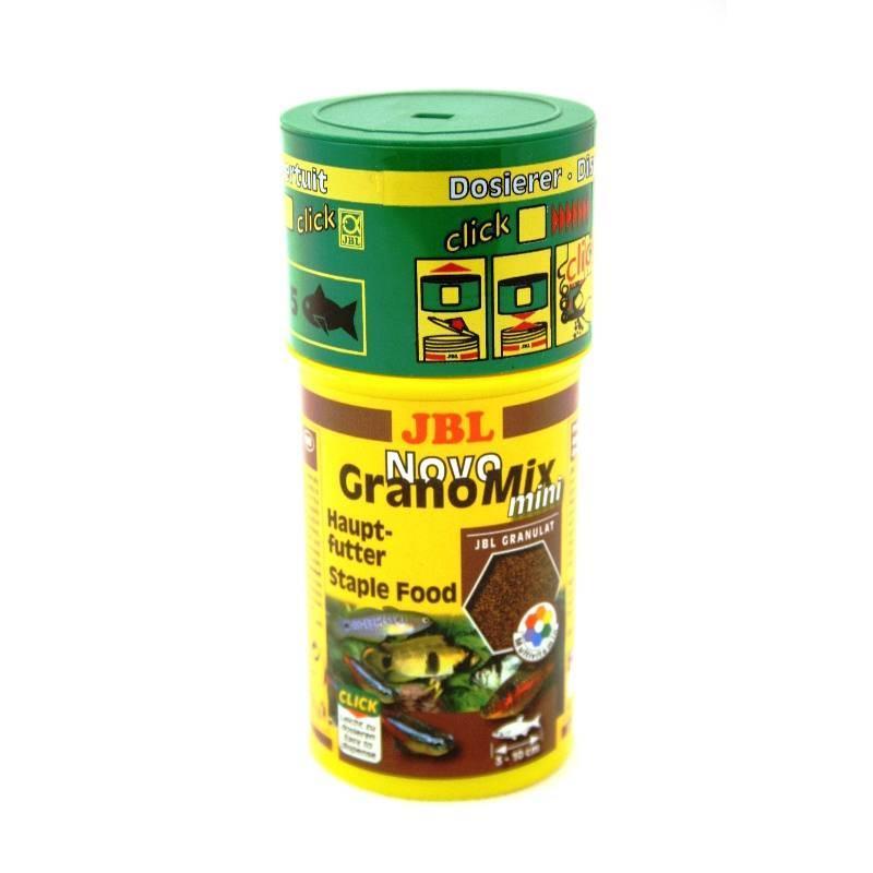 JBL Granomix mini click haltáp