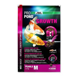 A JBL Propond Growth M egy kiváló minőségű nevelő haltáp