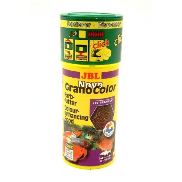 JBL Granocolor granulált színfokozó haltáp