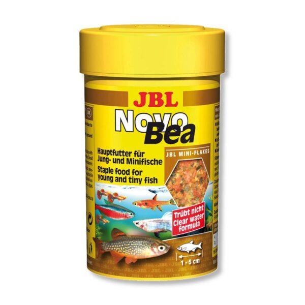 JBL NovoBea 100ml lemezes haltáp