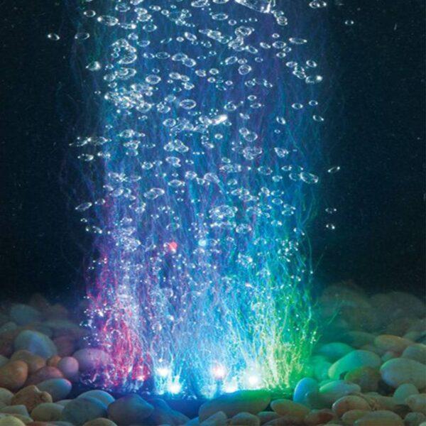 porlasztókő LED