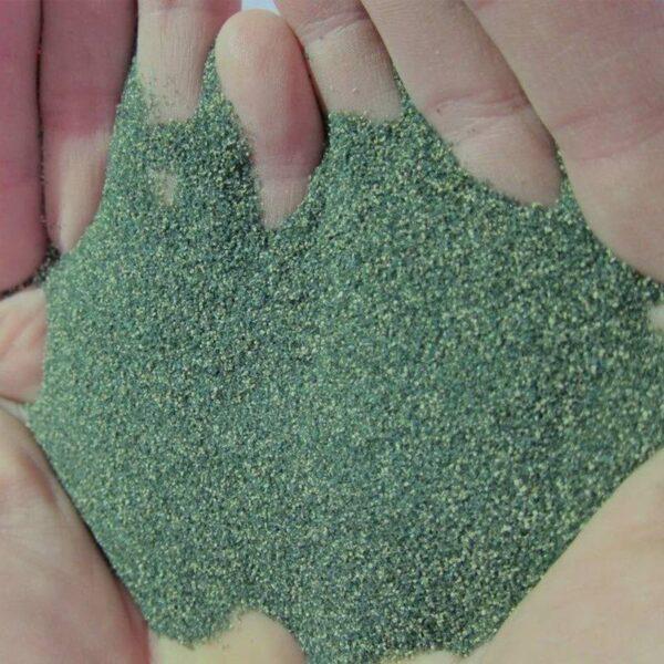 akváriumi homok