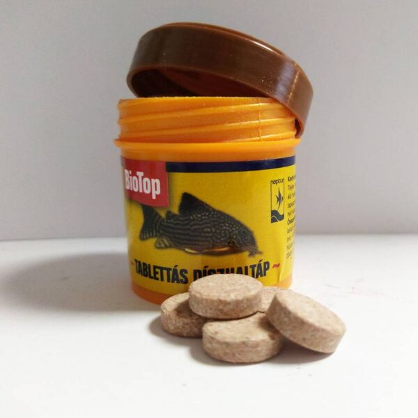 Tablettás általános haltáp