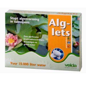 Fonálalga elleni tabletta kerti tóba