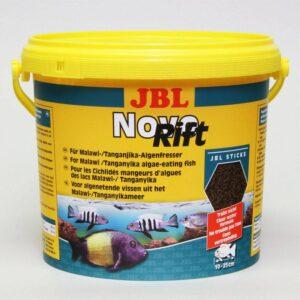 JBL NOVORIFT 5.5L granulált sügértáp