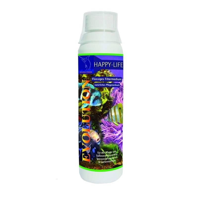 Happy life Liquid filterin med