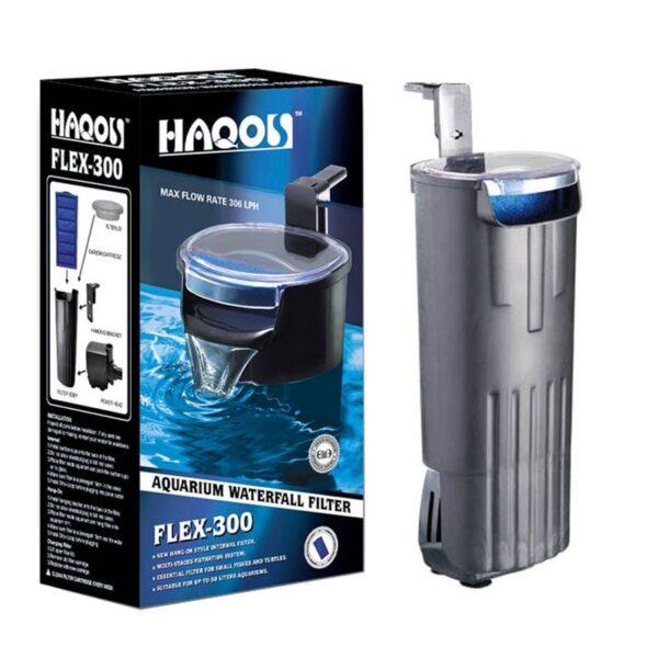 Haqos Flex-300 Akváriumi belsőszűrő