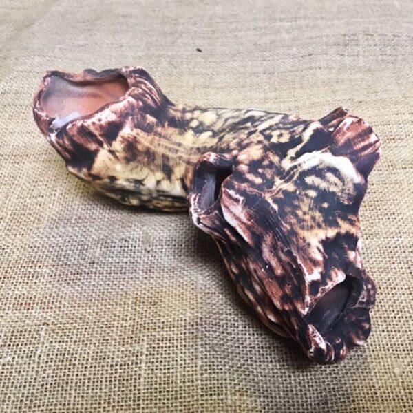 Akvárium dekor faág