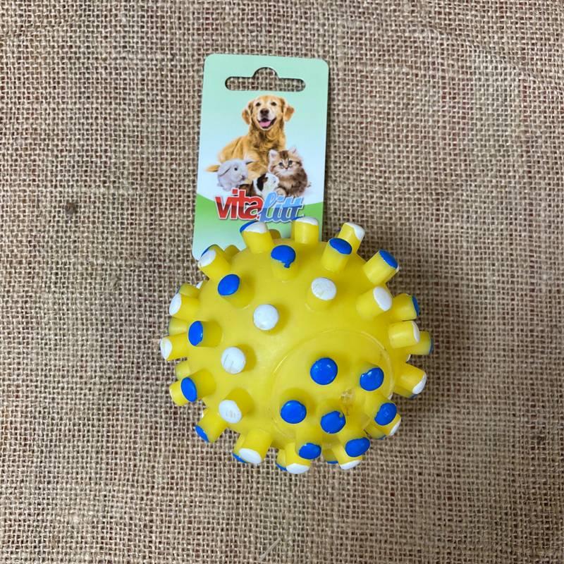 kutya játék labda