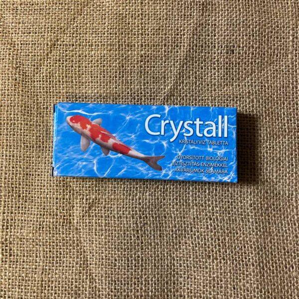 Víztisztító tabletta akváriumba