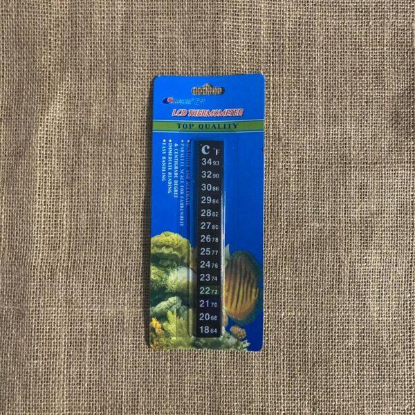 Digitális akvárium hőmérő