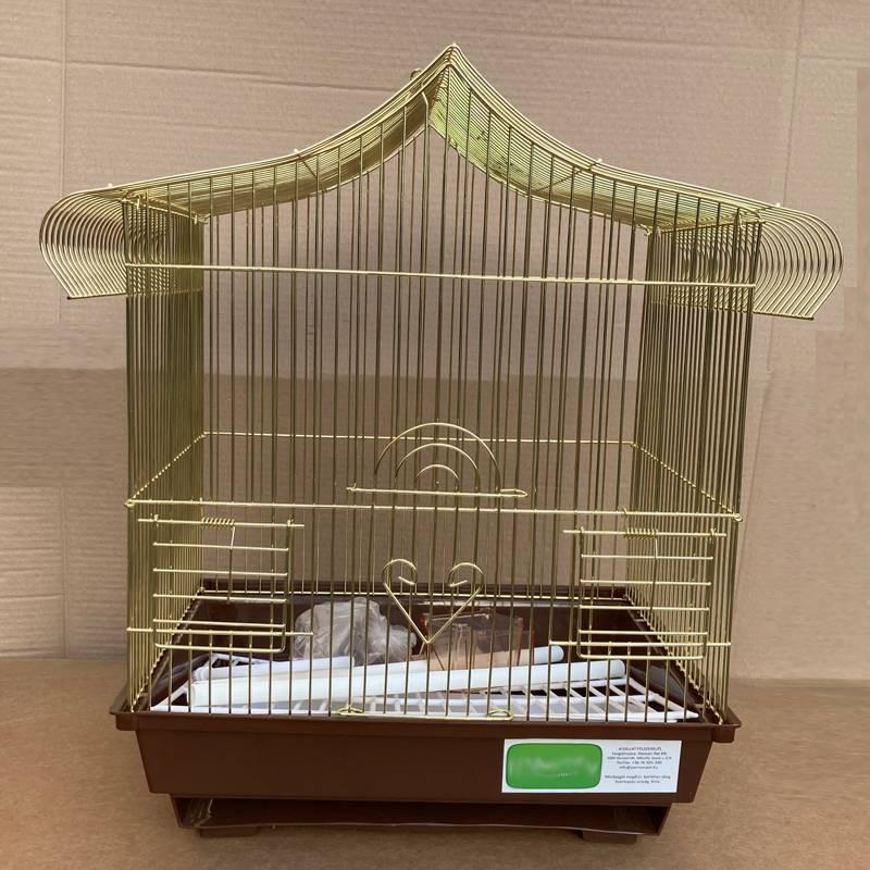 Arany pagodás madár kalitka