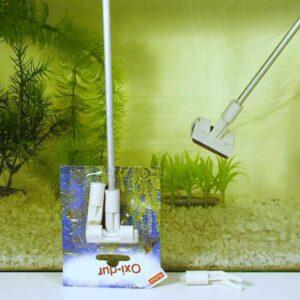pengés algakaparo növény ültető villával